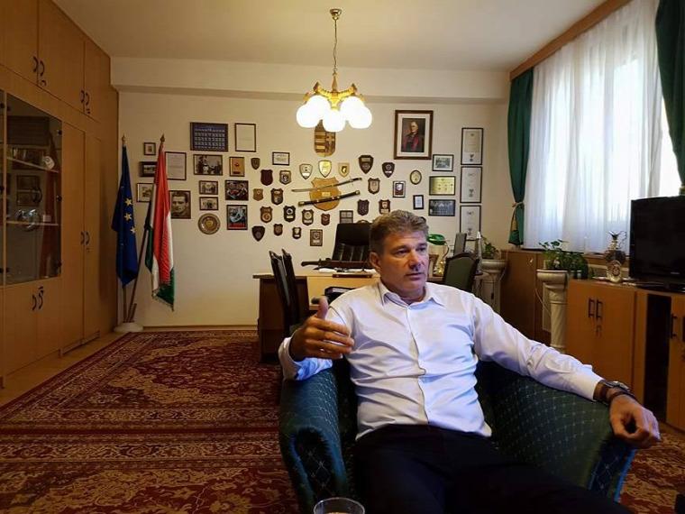 hírek lőtér Kun Szabó István Honvédelmi Minisztérium