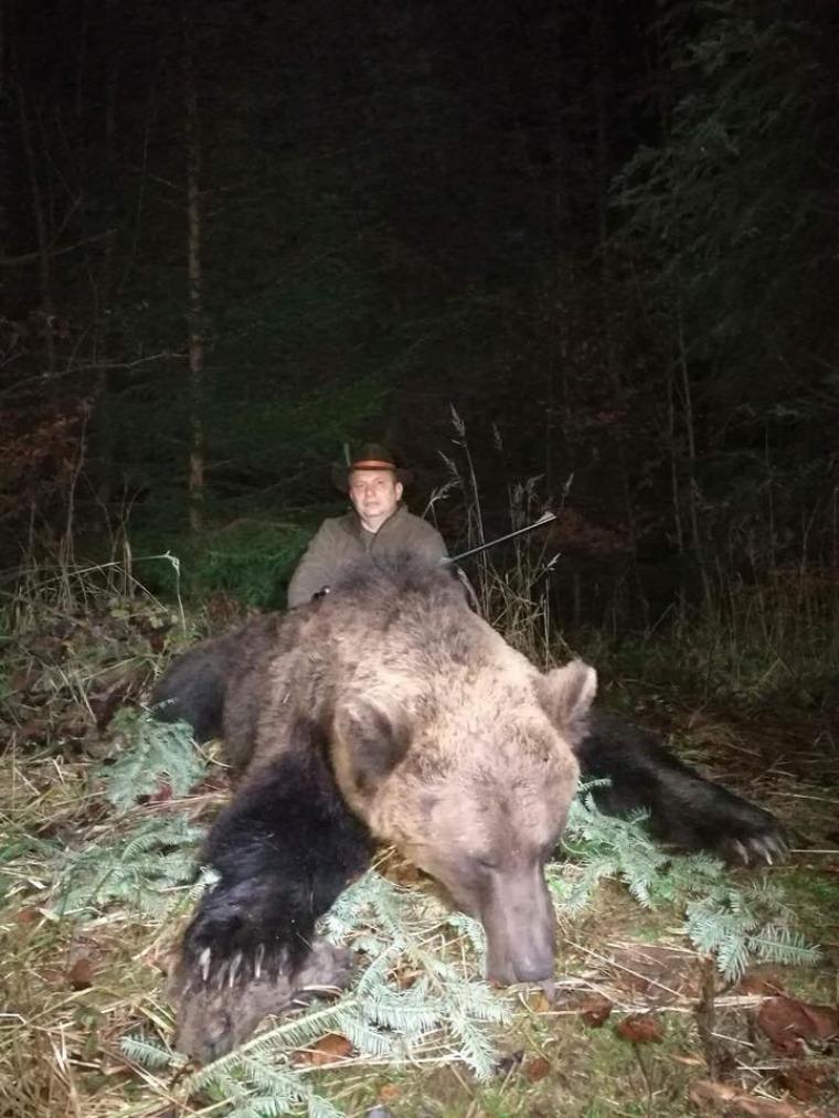 hírek zsákmány Hargita Románia medve