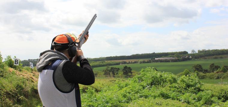 fegyver vadászat plusz koronglövészet fitasc
