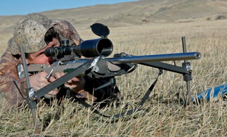 vadászat fegyver hosszú lövés