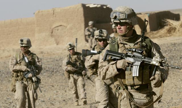 tengerészgyalogság usa afganisztán usmc földön hekmatjar tálib