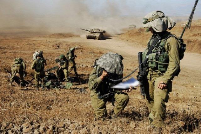 izrael szíria irán hezbollah golán-fennsík háború polgárháború