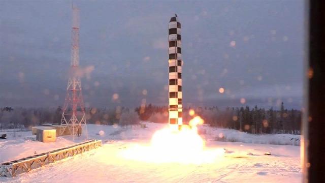 oroszország usa fegyverekezés hadiipar rakéta drón hiperszónikus fegyver