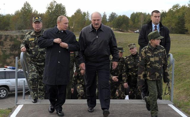 Oroszország Fehéroroszország hadgyakorlat biztpol