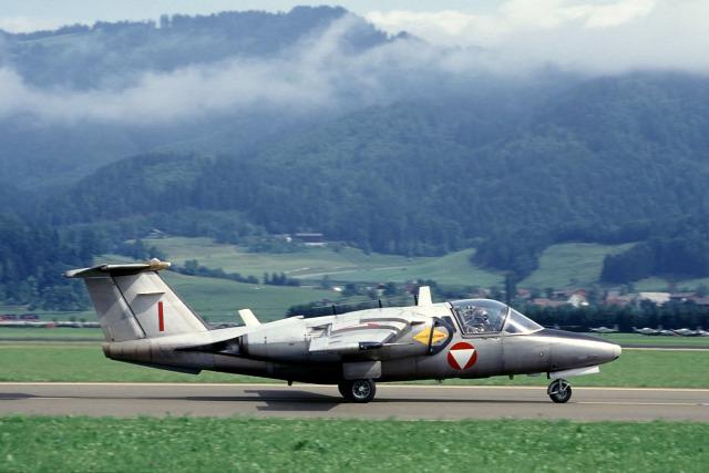 ausztria légtérvédelem eurofighter airbus levegőben