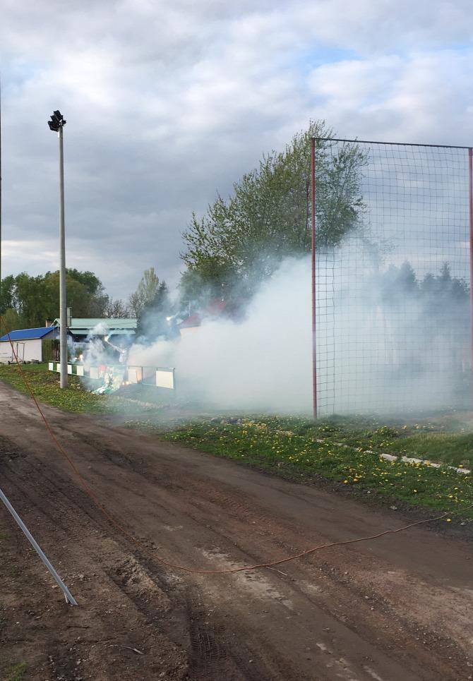 MLSZ Fegyelmi Bizottság labdarúgás NB III. foci magyarfoci büntetés pirotechnika ellenőr pedigjóvolt