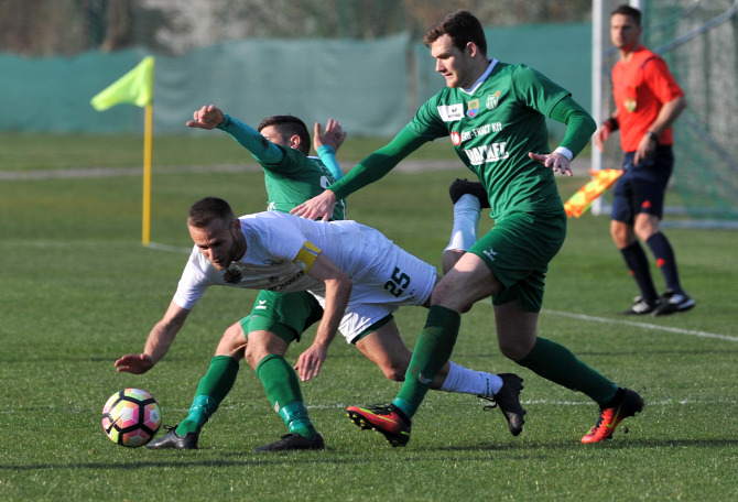 Rákóczi Kaposvár Kaposvári Rákóczi FC Érdi VSE NB III. Nyugaticsoport vereség sport labdarúgás foci