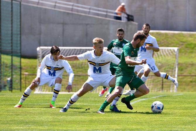 NB III. Nyugaticsoport Rákóczi FC Kaposvár Felcsút győzelem 3 pont harmadikhely Kaposvári Rákóczi FC Puskás Akadémia FC II
