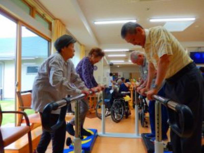 csont japán idősek idősek otthona előregedő társadalom aktív mozgás fiatalság