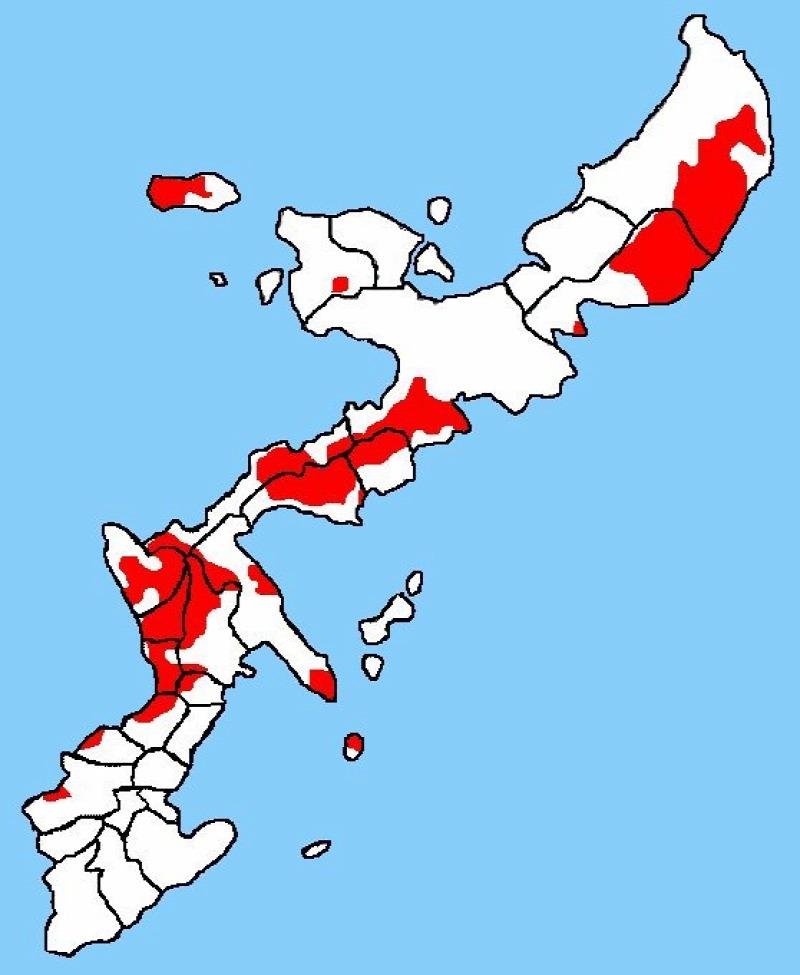 amerikai támaszpontok okinawa atomrakéták