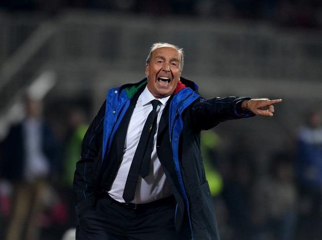 Olaszország Olasz válogatott Squadra Azzurra Ventura vb vb selejtező