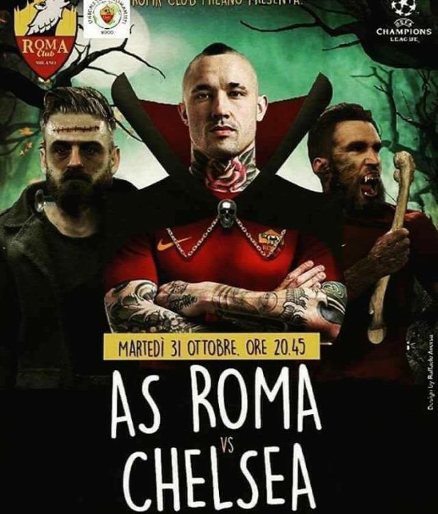 Olasz foci Bajnokok Ligája BL AS Roma Chelsea Juventus Olasz foci Bajnokok Ligája BL AS Roma Chelsea Juventus