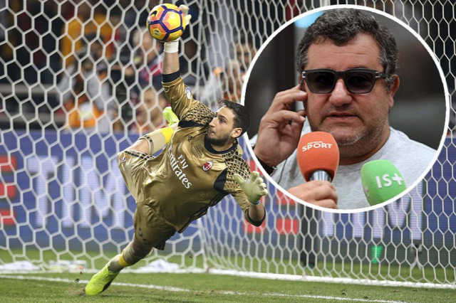 Olasz foci Olaszország AC Milan Donnarumma Raiola ügynök átigazolás pénz