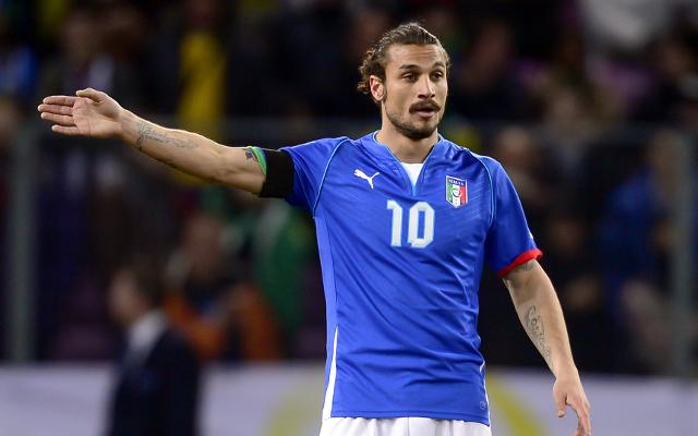 Olaszország Osvaldo Serie A Olasz foci nyilatkozat