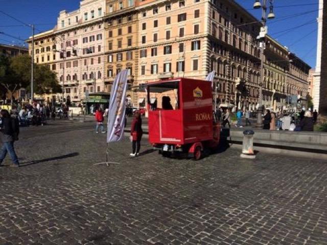 Olaszország Serie A Olasz foci Derby della Capitale Római derbi AS Roma Lazio interjú Róma