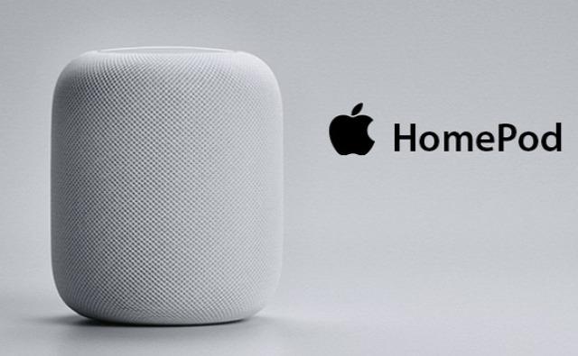 Apple HomePod okos hangfal Siri