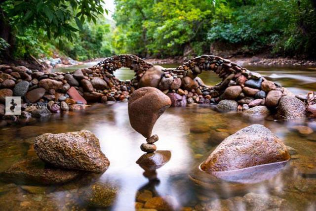 hihetetlen land art fotóművészet fotó művészet