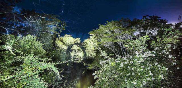 fotóművészet érdekes hihetetlen land art fotó