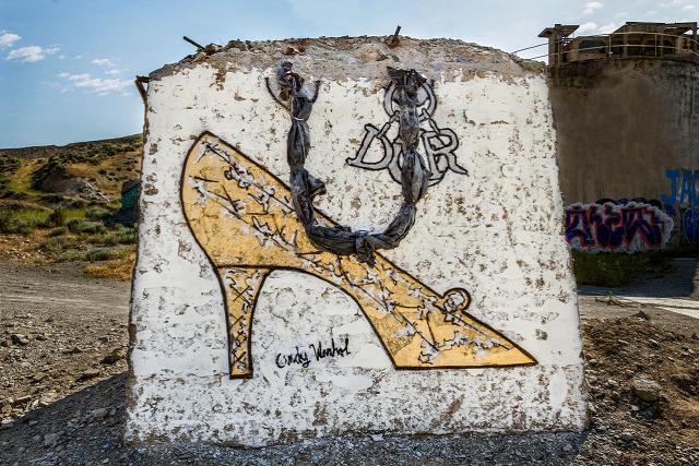 hihetetlen érdekes művészet utcai művészet falfestés
