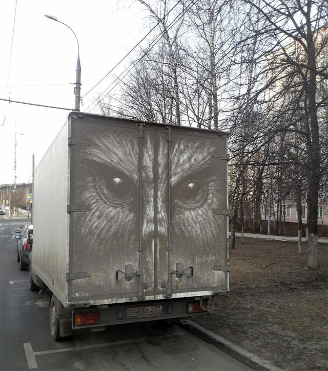 utcai művészet street art érdekes