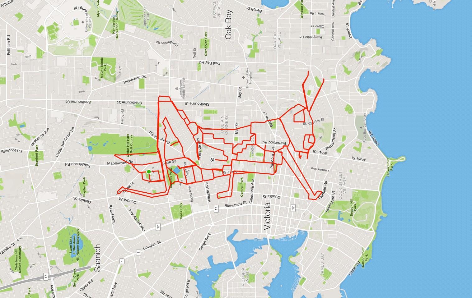 érdekes hihetetlen biciklivel rajzolt