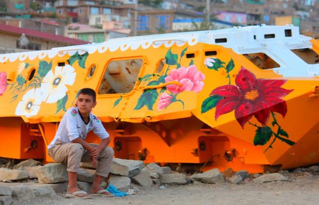 festett tankok festészet érdekes