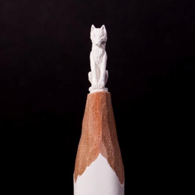 Trónok Harca grafithegy szobor miniatűr