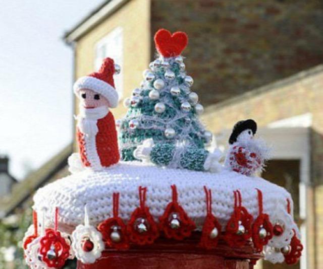 kötött karácsony karácsonyi