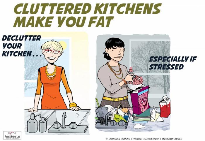 stressz étkezési zavar Cornell Egyetem otthon Hírek