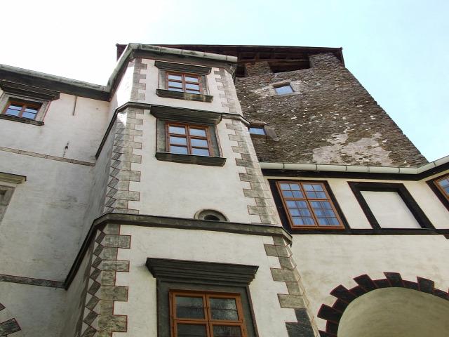 Burgenland Szalónak vár vártúra várkastély kirándulás