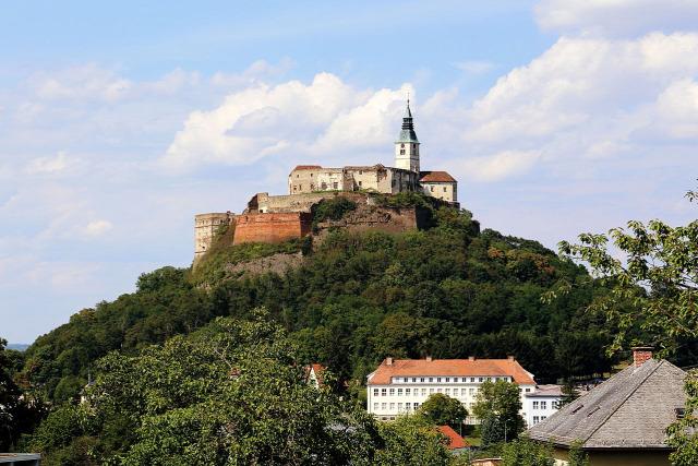 vártúra vár kirándulás Burgenland