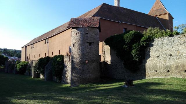 vártúra Alpokalja Burgenland