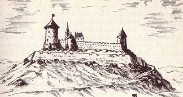 vártúra Zemplén zempléni várak északi várak vár várrom Sátoraljaújhely vára Újhely vára kirándulás túra