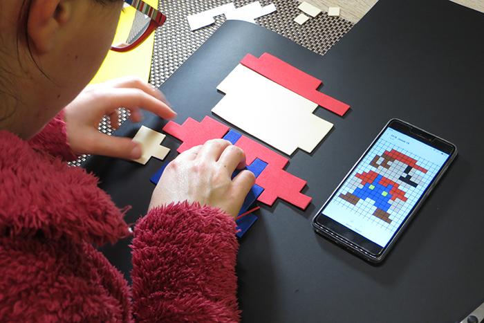 nehéz DIY kreatív Super Mario videojáték dekorgumi mágnes karton hűtőmágnes dekoráció
