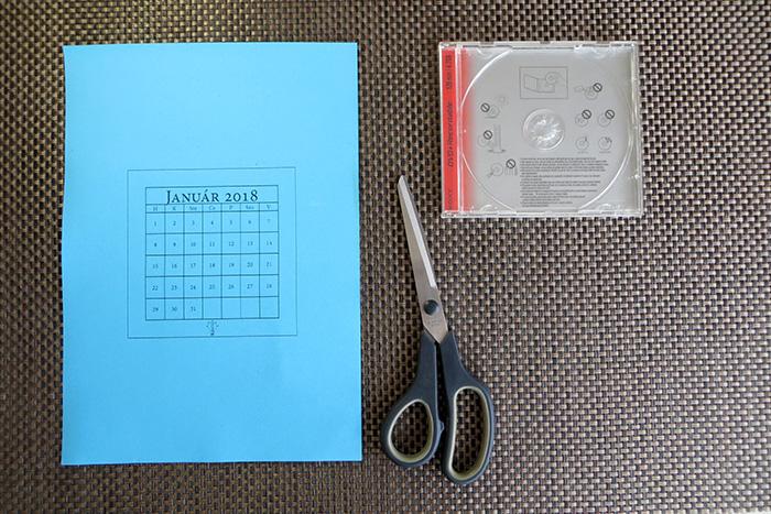 DIY CD CD tok geek olcsó könnyű újrahasznosítás recycle kreatív naptár használati tárgy virágtartó