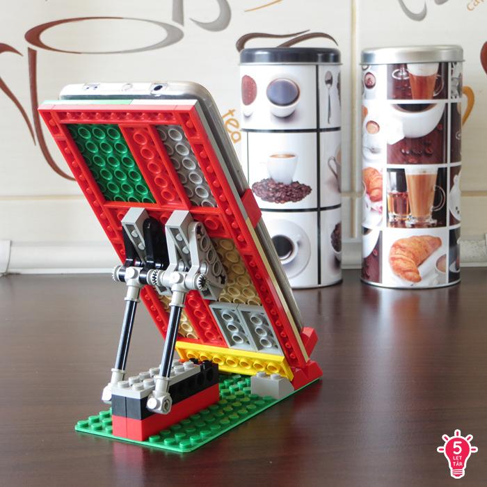 DIY könnyű gyors család dekoráció együtt gyerekekkel fürdőszoba konyha használati tárgy lego kreatív ötletek mobil kiegészítő