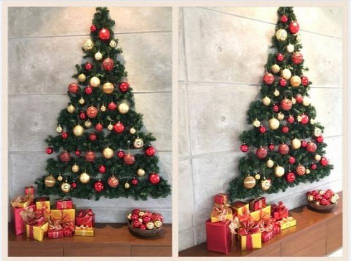 alternatív karácsonyfa karácsonyfa karácsony gyerekekkel ünnepek diy helytakarékos ajándék díszek dekoráció könnyű közepes