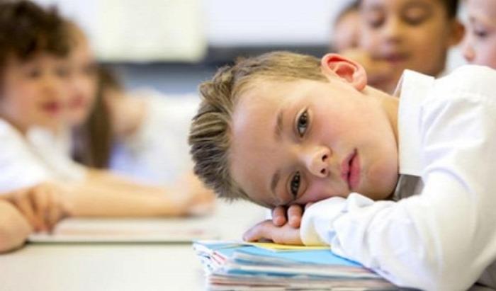 fáradt gyerekek gyerekek és a sport túlsúlyos gyerekek