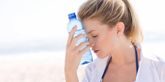 napszúrás hőguta nyaralás egészség nyár kiemelt