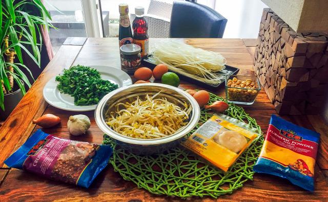 recept táplálkozás pad thai gluténmentes kiemelt