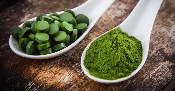 spirulina multivitamin természetes multivitamin fehérje fogyókúra gyógyhatású átverés