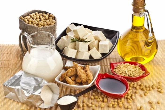 szója szójafehérje fehérje adalék fehérjekivonat hasfájás puffadás allergia táplálkozás egészség szójaallergia