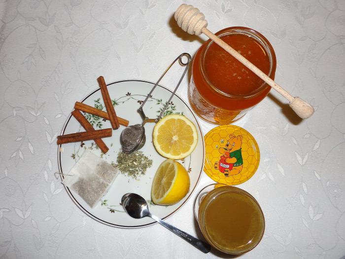 méz mézes tea propoliszos méz méhanyuci tea megfázás nátha receptek