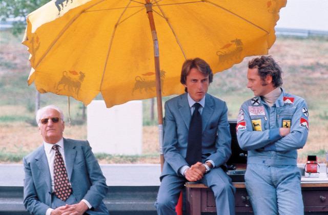 Enzo Ferrari Charles Leclerc