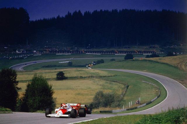 Osztrák Nagydíj Zeltweg Spielberg Lauda Dr. Marko Berger Dietrich Mateschitz
