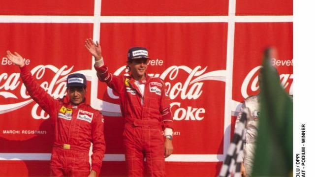 Ferrari Monza Enzo Ferrari Alberto Ascari Wolfgang von Trips Phil Hill Clay Regazzoni Niki Lauda Jody Scheckter Gerhard Berger Michael Schumacher Fernando Alonso