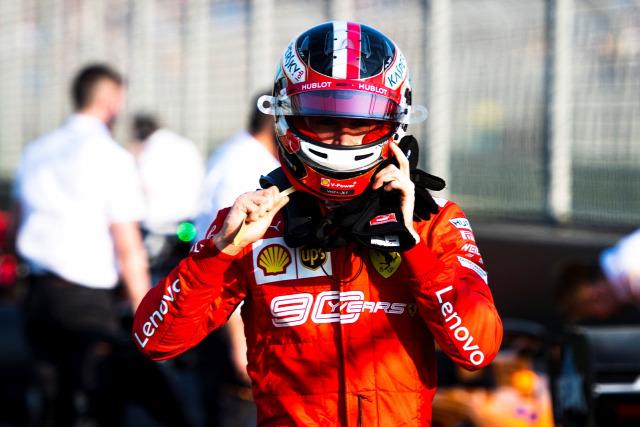Ferrari Vettel Leclerc Binotto  Mercedes 2019 Melbourne