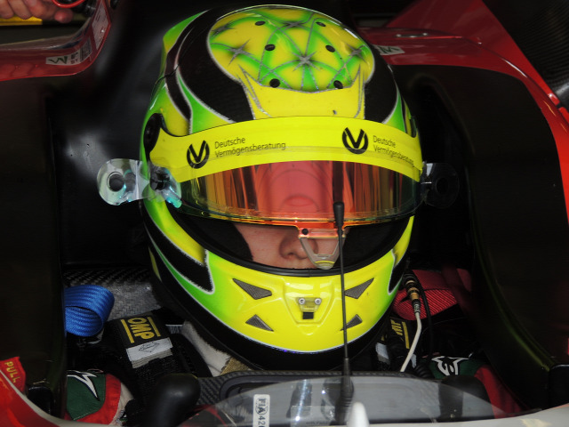 Mick Schumacher Michael Schumacher Ferrari