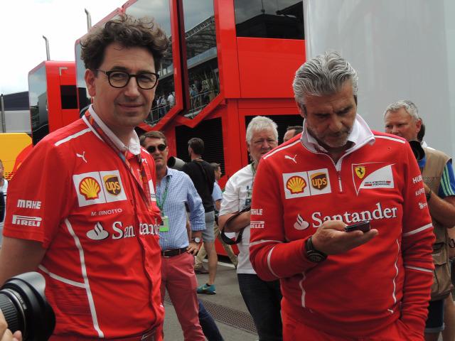 Maurizio Arrivabene Ferrari