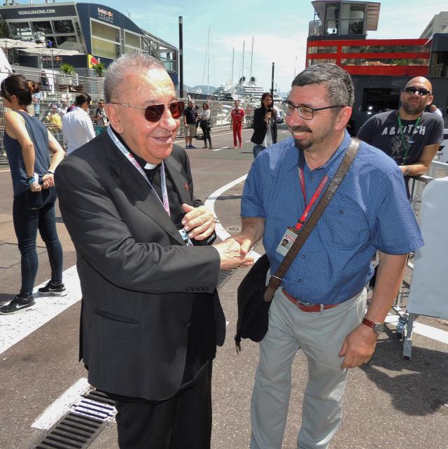 Don Sergio Mantovani Ferrari Modena